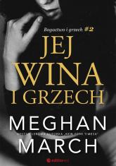 Jej wina i grzech 2 - Meghan March   mała okładka