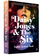 Daisy Jones & The Six - Taylor Jenkins Reid | mała okładka