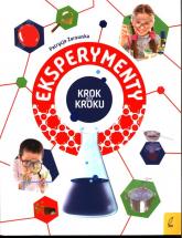 Eksperymenty Krok po kroku - Patrycja Zarawska | mała okładka