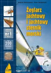 Żeglarz jachtowy i jachtowy sternik morski + CD - Kolaszewski Andrzej, Świdwiński Piotr | mała okładka
