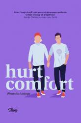 Hurt comfort - Weronika Łodyga | mała okładka