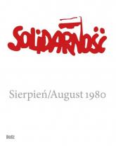 Solidarność. Sierpień 1980 -    mała okładka