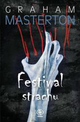 Festiwal strachu - Graham Masterton | mała okładka
