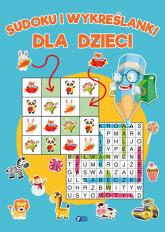 Sudoku i wykreślanki dla dzieci -    mała okładka