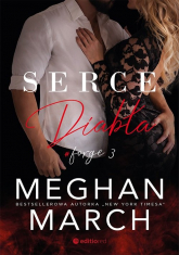 Serce diabła. Forge #3 - Meghan March   mała okładka