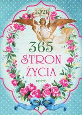365 stron życia 2021 - Bielecka Justyna, Wołącewicz Hubert | mała okładka
