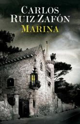 Marina - Carlos Ruiz Zafon | mała okładka