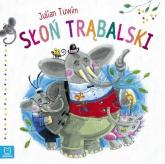 Słoń Trąbalski duży format - Julian Tuwim | mała okładka