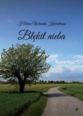 Błękit nieba - Kwadrans Helena Wanda | mała okładka