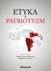 Etyka a patriotyzm -  | mała okładka