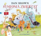 Symfonia zwierząt - Dan Brown | mała okładka