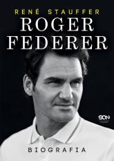 Roger Federer Biografia - Rene Stauffer | mała okładka