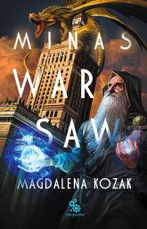Minas Warsaw - Magdalena Kozak | mała okładka