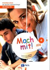 Mach mit! neu 4 Podręcznik 7 Szkoła podstawowa - Górska Magdalena, Wachowska Halina | mała okładka