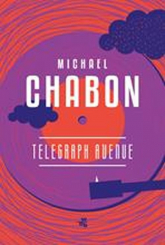 Telegraph Avenue - Michael Chabon | mała okładka