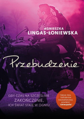Przebudzenie - Agnieszka Lingas-Łoniewska | mała okładka