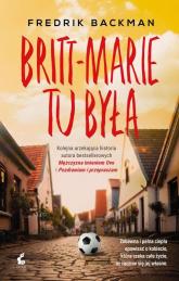 Britt-Marie tu była - Fredrik Backman | mała okładka