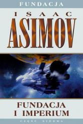 Fundacja i imperium - Isaac Asimov | mała okładka