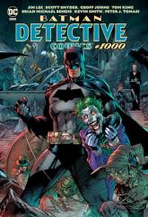 Batman Detective Comics #1000 -  | mała okładka