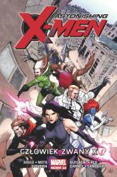 Astonishing X-Men Tom 2 Człowiek zwany X - Charles Soule | mała okładka