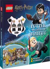 Lego Harry Potter Potter kontra Malfoy Z ALB-6401 - zbiorowe Opracowanie | mała okładka