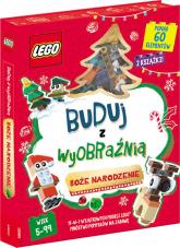 Lego Iconic Buduj z wyobraźnią Boże Narodzenie Z LRB-6603 - zbiorowe Opracowanie | mała okładka