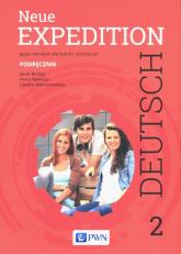 Neue Expedition Deutsch 2 Podęcznik Szkoły ponadgimnazjalne - Betleja Jacek, Nowicka Irena, Wieruszewska Dorota | mała okładka
