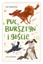 Puc, Bursztyn i goście - Jan Grabowski | mała okładka