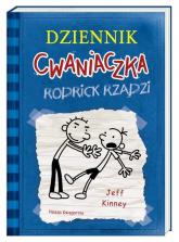 Dziennik cwaniaczka Rodrick rządzi - Jeff Kinney | mała okładka