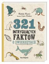 321 intrygujących faktów o zwierzętach - Mathilda Masters | mała okładka