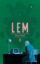 Głos Pana - Stanisław Lem | mała okładka