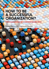 How to be a successful organization -    mała okładka
