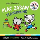 Akademia Kicia Koci. Plac zabaw - Anita Głowińska | mała okładka