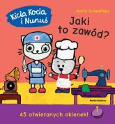 Kicia Kocia i Nunuś. Jaki to zawód? - Anita Głowińska | mała okładka