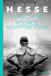 Kuracjusz / Podróż norymberska - Hermann Hesse | mała okładka