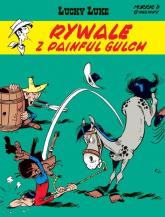 Lucky Luke Rywale z Painful Gulch - Goscinny Rene, Morris | mała okładka