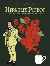 Herkules Poirot Tajemnicza historia w Styles - Agatha Christie   mała okładka
