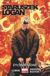 Staruszek Logan Tom 6 Życia minione -  | mała okładka