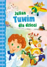Julian Tuwim dla dzieci - Julian Tuwim   mała okładka