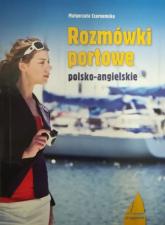 Rozmówki portowe - Małgorzata Czarnomska | mała okładka