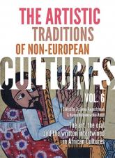 The Artistic Traditions of Non-European Cultures, vol. 6 -    mała okładka