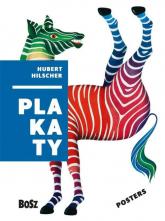 Hilscher Plakaty - Irena Przymus   mała okładka