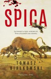 Spica - Tomasz Białkowski | mała okładka