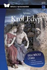 Król Edyp Lektura z opracowaniem - Sofokles | mała okładka