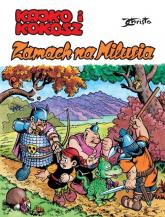 Kajko i Kokosz Zamach na Milusia -  | mała okładka