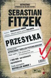 Przesyłka - Sebastian Fitzek | mała okładka