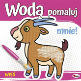 Wodą pomaluj mnie Wieś - Piotr Kozera | mała okładka