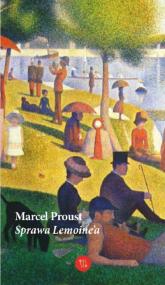Sprawa Lemoine'a - Marcel Proust | mała okładka