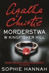 Morderstwa w Kingfisher Hill - Sophie Hannah | mała okładka