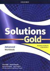 Solutions Gold Advanced Workbook - Falla Tim, Davies Paul A. | mała okładka